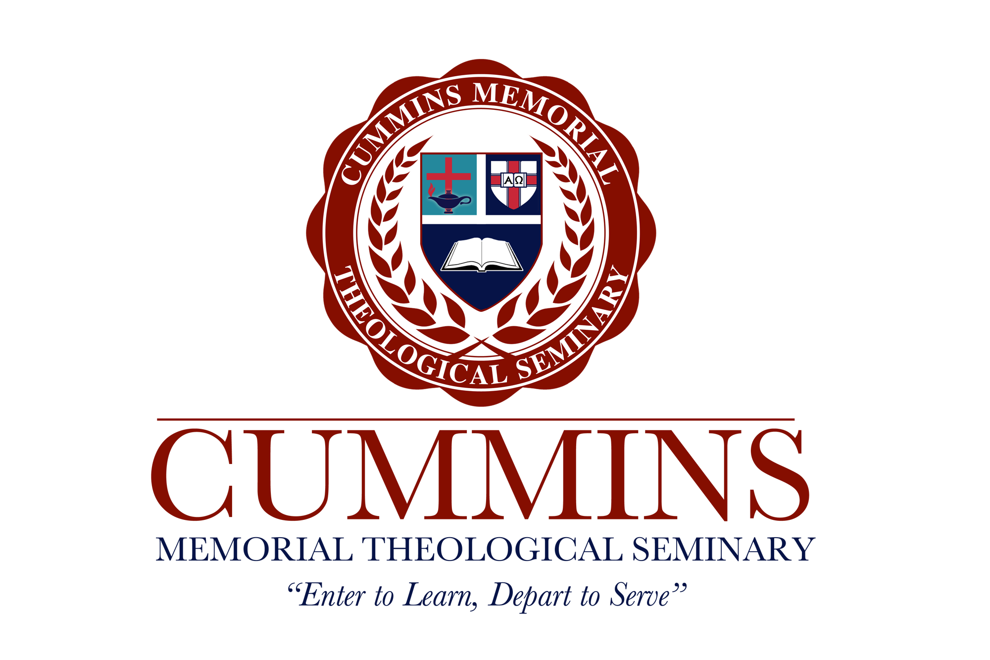 Cummins Theological Seminary Logo